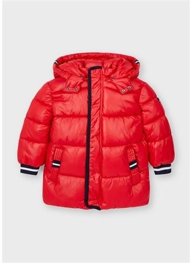 Mayoral Mayoral Erkek Çocuk Kışlık Şişme Mont Kırmızı
